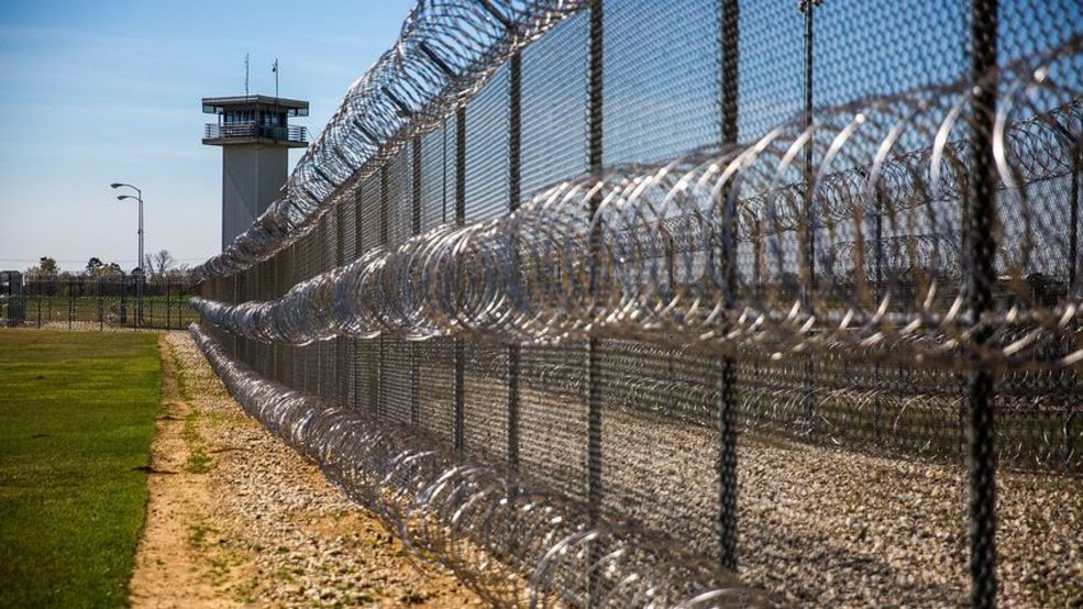 A Texas prison guard has been charged in an assault connected to an