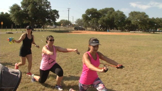 Good 4 You: FIT4MOM   KABB
