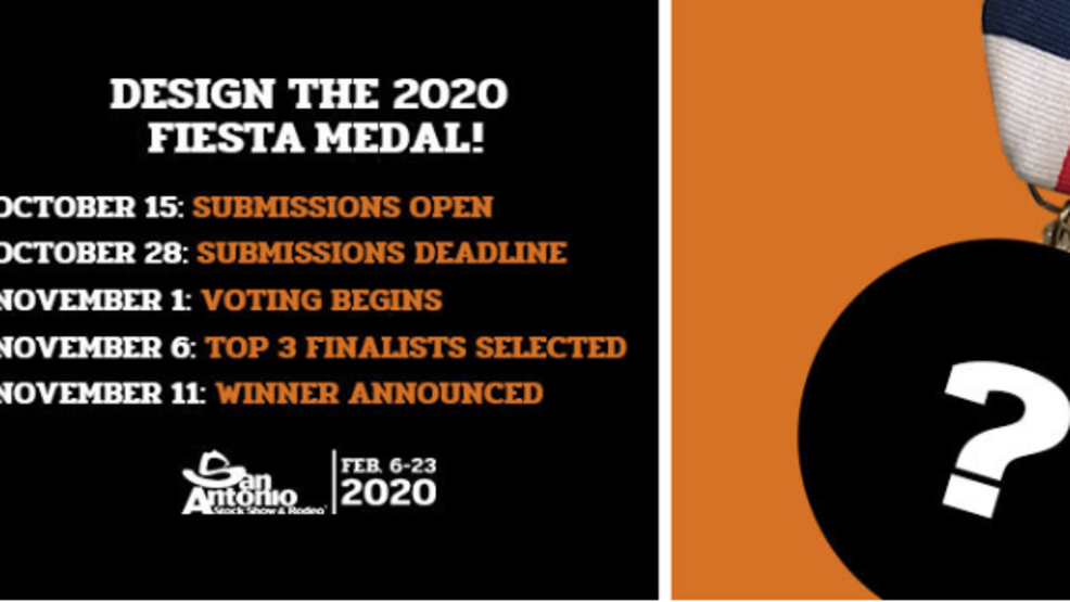 San Antonio Stock Show And Rodeo 2020.San Antonio Stock Show Rodeo Asking For Fiesta Medal