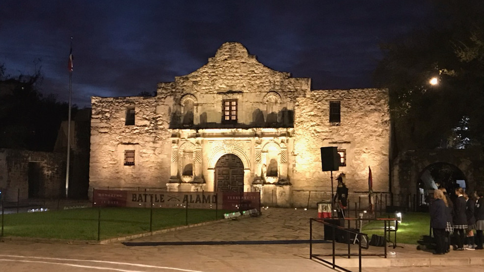 REMEMBER THE ALAMO: Commemoration of the 1836 Battle of the Alamo | KABB