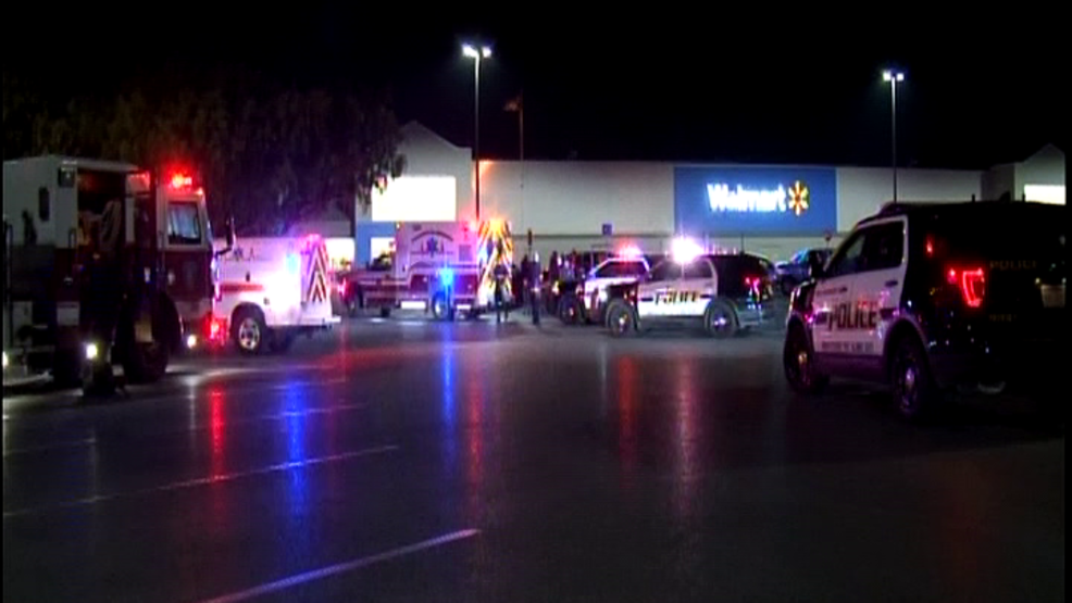 Argument in Walmart parking lot ends with one man shot