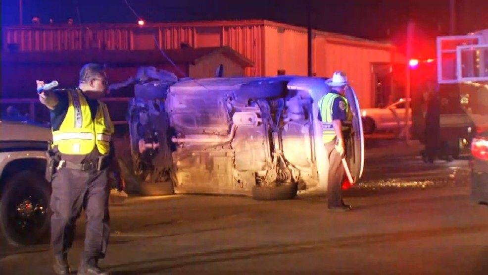 Woman injured in rollover wreck | KABB