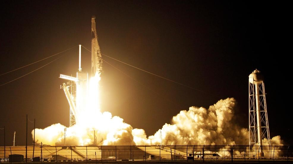 SpaceX delays mega rocket launch due to high wind shear | KABB