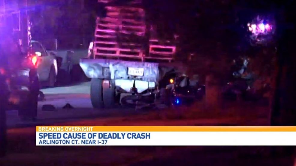 Motorcyclist killed after losing control, going airborne on