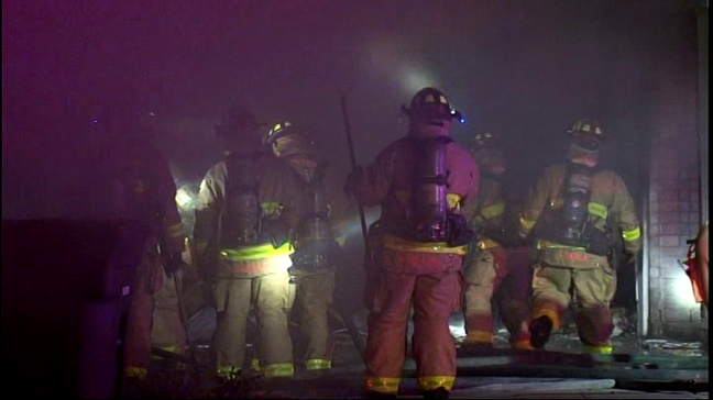 Daughter wakes up mother during house fire after hearing