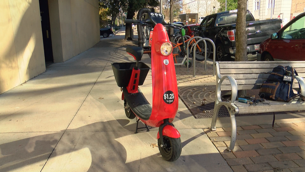 Sit Down Electric Scooters Capable Of Hitting 20 Mph Coming To Austin