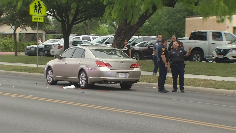 Woman hit, killed while crossing street in front of