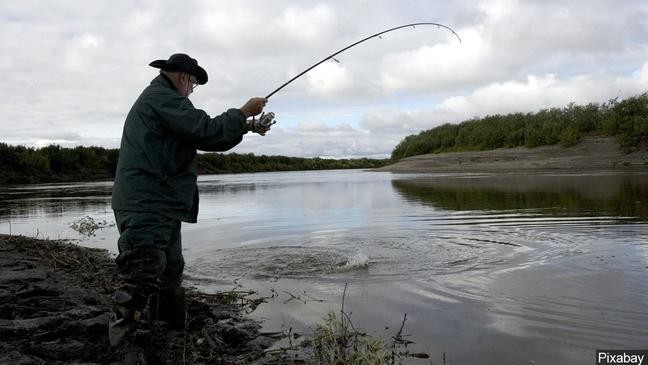 Free Fishing Day in Texas is June 1st | KABB
