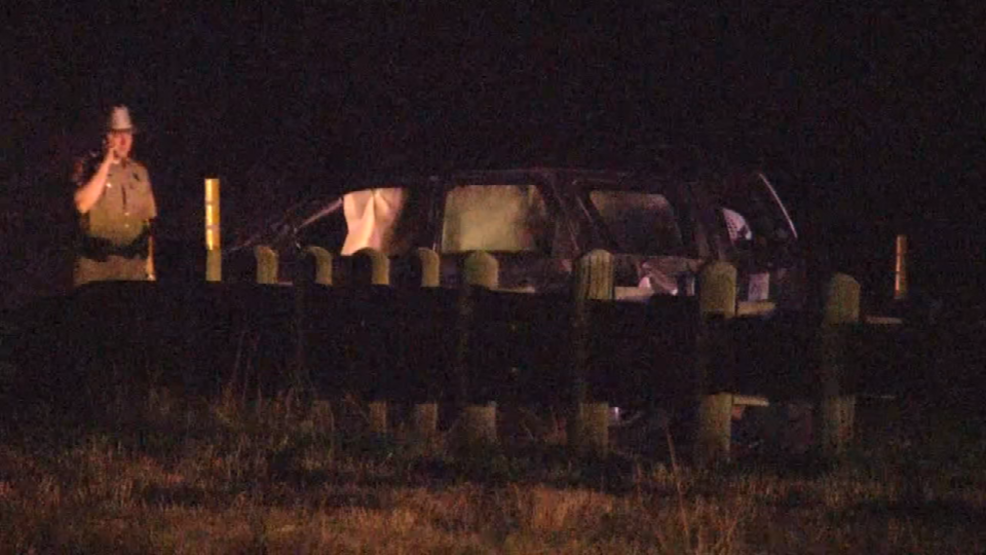 I-10 eastbound reopens near Luling following crash that left two