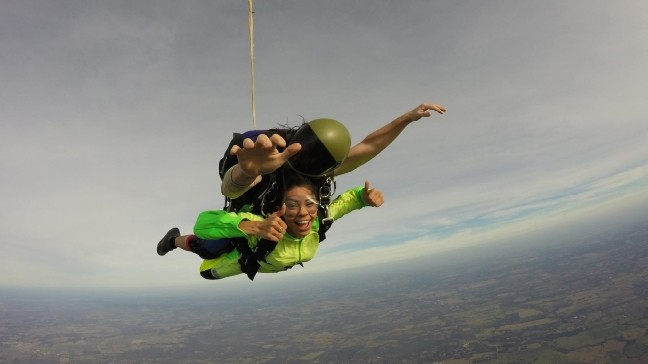 4 things I learned while skydiving   KABB