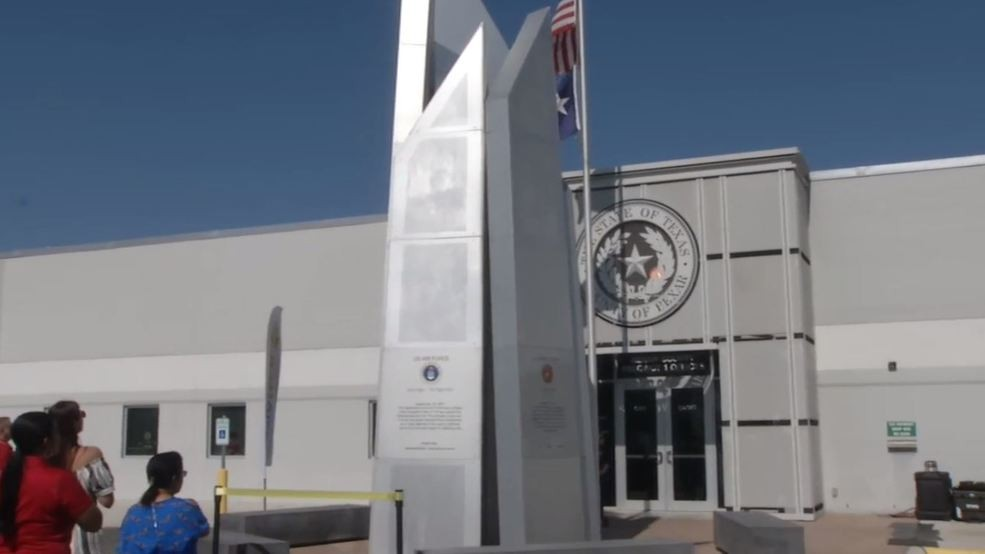 Veterans monument tributes those in Bexar County who served