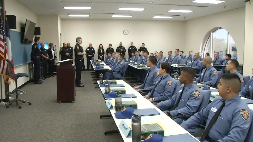 SAPD to host recruitment drive this weekend   KABB
